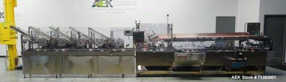 Used- Thiele Servostar 160 Automatic