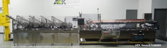 Used- Thiele Servostar 160 Automatic