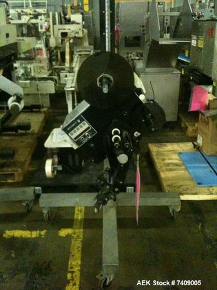 Used- Label-Aire Model 2115M Pressure