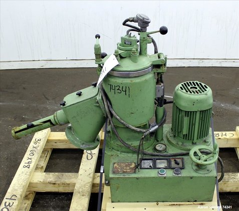 Used- Papenmeier High Intensity Mixer,