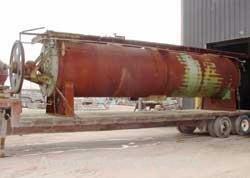 Used- Stokes Rotary Vacuum Dryer,