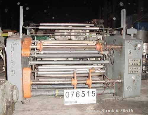 Used- GEC Dual Turret Winder,
