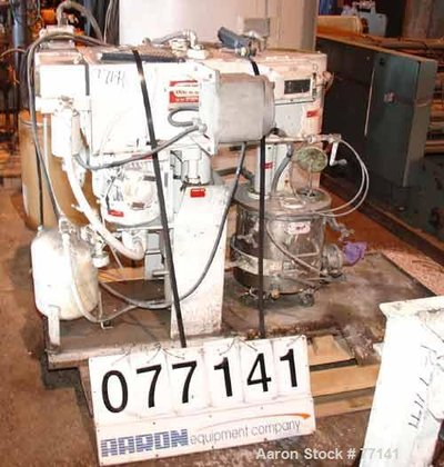Used- Myers Triple Shaft Mixer,