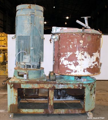 Used- Henschel 1000 Liter High