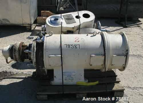 Used- Westfalia CA-365-010 Decanter Centrifuge.