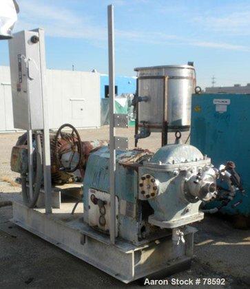 Used- Asplund Raffinator Pulverizer, Type