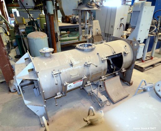 Used- American Process Cylindrical Plow
