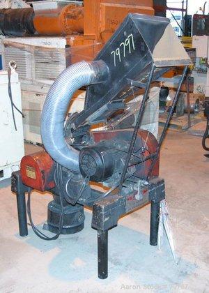 Used- Fitzpatrick Fitzmill, Model DASO6,