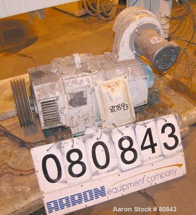 Used- Reliance DC Motor, 40