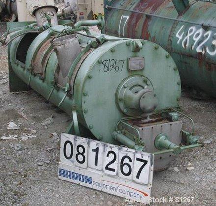 Used- Lodige Cooler, Model 1210,