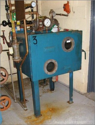 USED: Stokes vacuum shelf dryer,