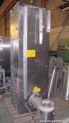 Used- Glatt Batch Fluid Bed