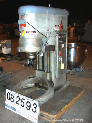 Used- AMF Glen 160 Quart