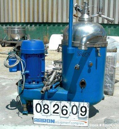 USED: Westfalia RTA-70 - OSM-15007