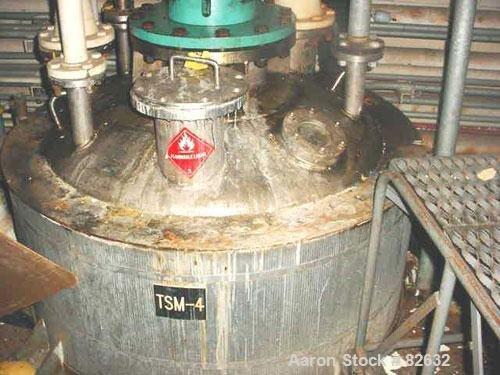 Used- Tolan Reactor, 325 Gallon,