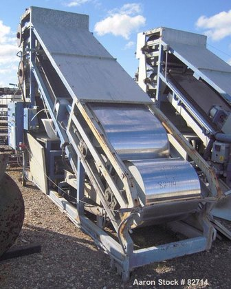 Used- Berndorf Inclined Cooling Belt.