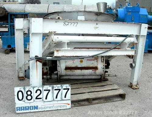 Used- Thayer Scale Loss-In-Weight Feeder,