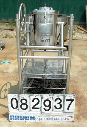 Used- Precision Stainless Steel Reactor,
