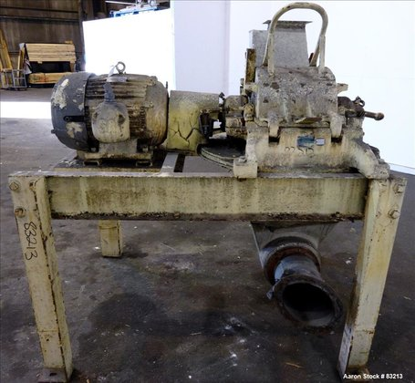 Used- Mikro Pulverizer, Model 38CB,