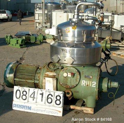 Used- Westfalia HDB-75-06-016 Nozzle Disc