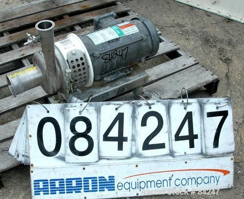 Used- APV Centrifugal Pump, Model