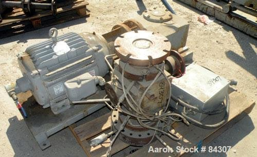 Used- Normag Gear Pump, Model