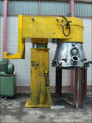Used- Molteni Planetary Mixer, Type