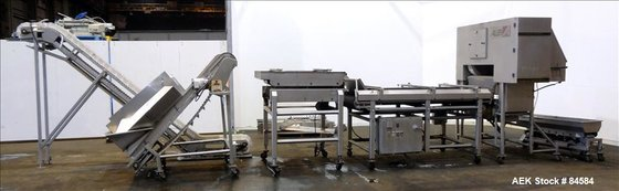 Used- Allen Machinery Optical Sorter,