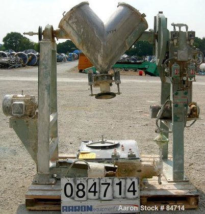 Used- Gemco Twin Shell Liquid