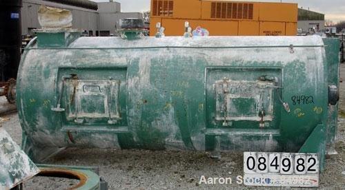 Used- Henschel Cooler, 4000 Liter,
