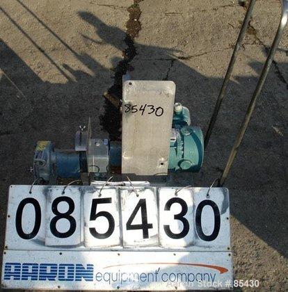 Used- Randolph Peristaltic Hose Pump,