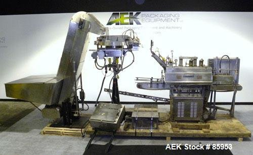 Used- Diversified Capping Equipment, Dillin