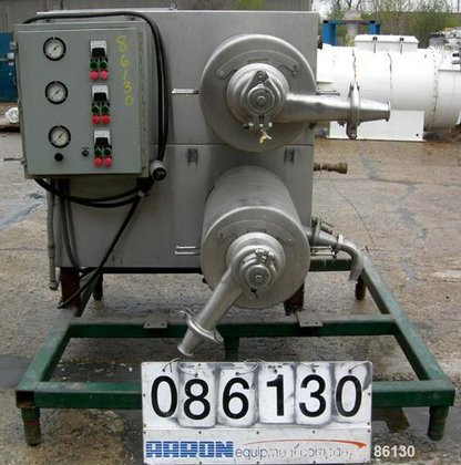 Used- Twin Tube Scrape Surface
