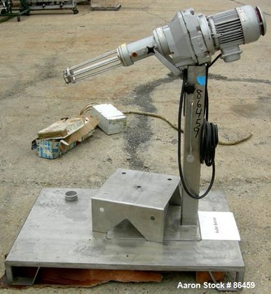 USED- Stober Homomixer, Model R45-0000-130-2,