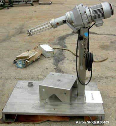 USED- Stober Homomixer, Model R45-0000-130-2,