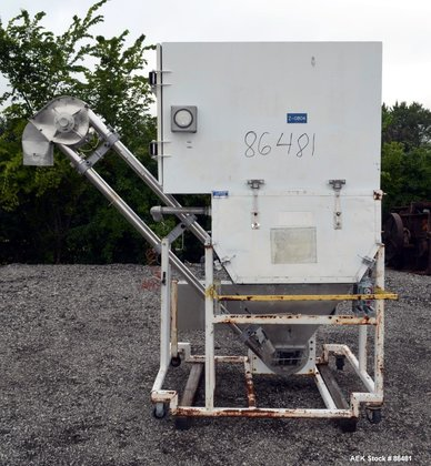 Used- Spiroflow Systems Dry Material