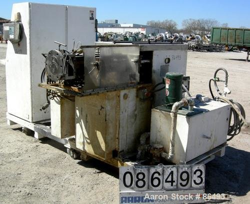USED- APV Baker Twin Screw