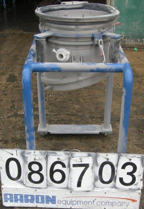 Used- Vorti-Siv Vibratory Sieving Machine,