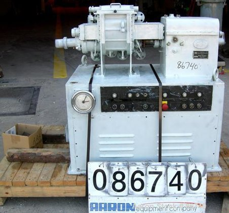 USED- AMK Mixtruder, Type V1U-4,