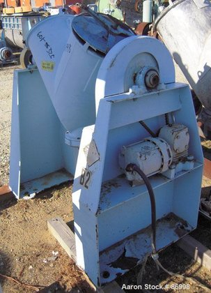 Used- Patterson Kelley Twin Shell