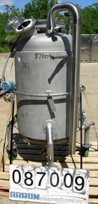 Used- Mueller Reactor, Model F-75,