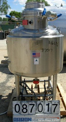 Used- Precision Stainless Reactor, 500