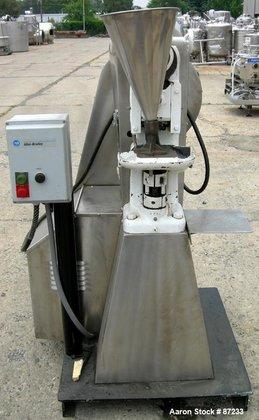 Used- Stokes Single Station Press,