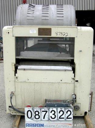 Used- J.W. Greer Company Coater/Enrober,