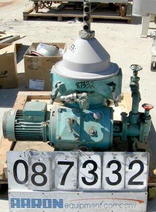 USED- Alfa Laval MAPX-204-TGT-24-60 Desludger