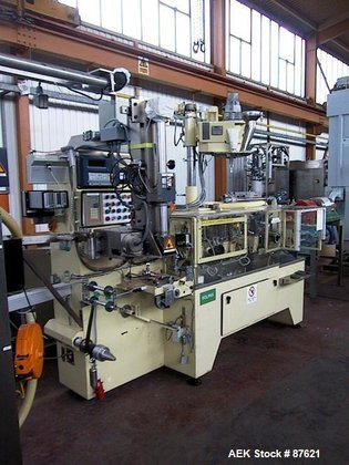 Used- Volpak Horizontal Pouch Machine,