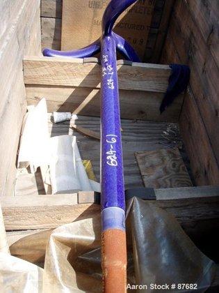Used- Pfaudler 3-Blade Retreat Curve