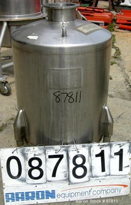 Used- Will-Flow Pressure Tank, 60