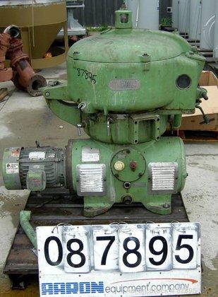 Used- Westfalia OTA-30-00-066 Solid Bowl