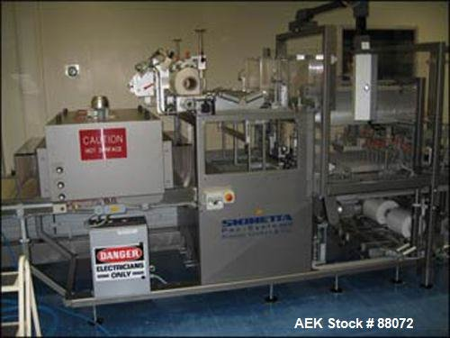 Used- Skinetta Pac-Systems Shrink Bundler